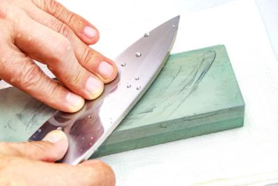 manutenzione coltelli